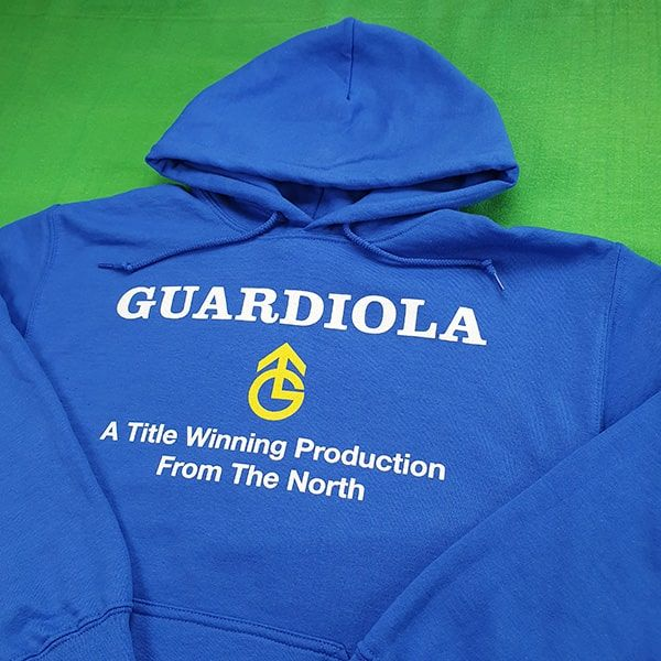 A Title Winning Production From the North Hoodie