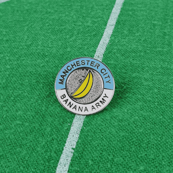 Banana Army Pin Badge