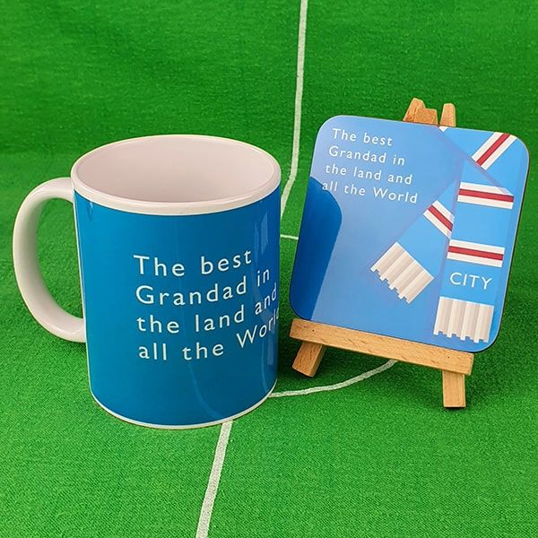 Best Grandad In The Land Gift Set