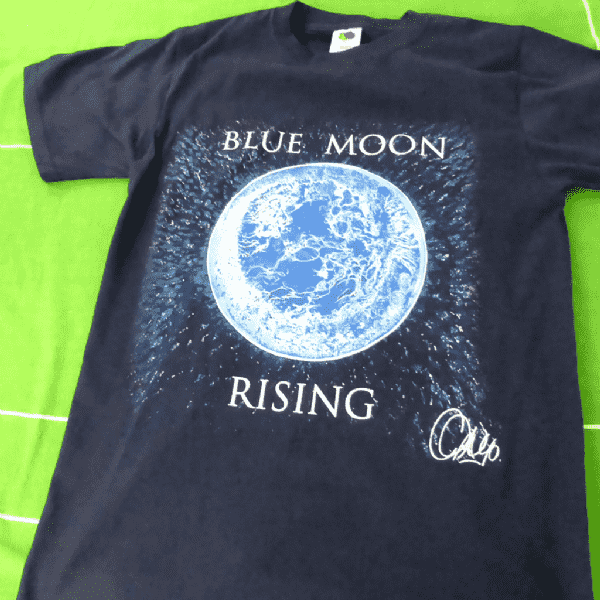 Blue Moon Rising T-shirt