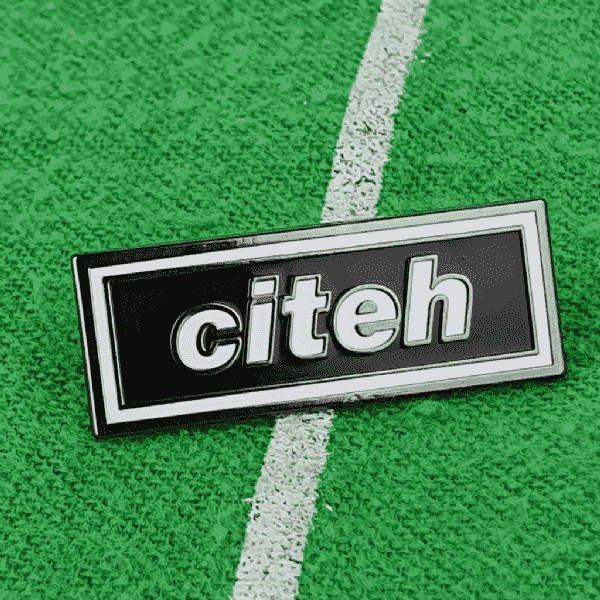 Citeh Pin Badge