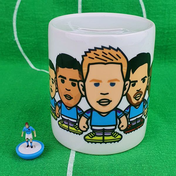 City Midfield Money Box