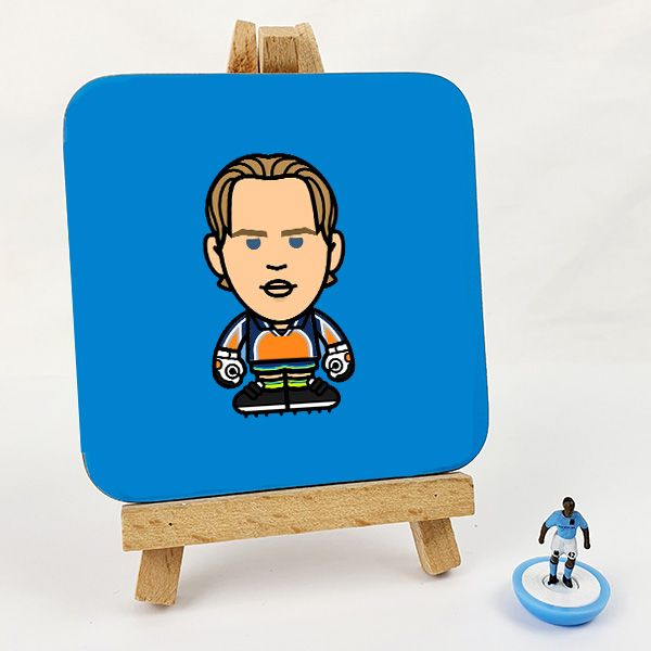 Nicky Weaver Coaster