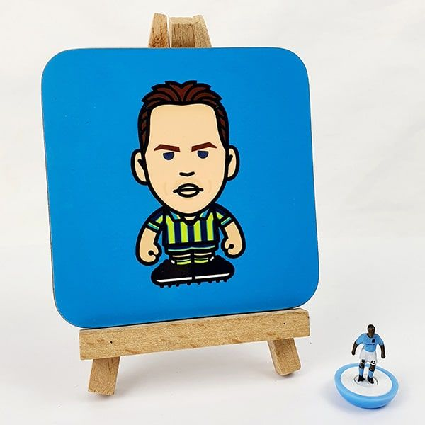 Paul Dickov Coaster