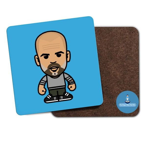 Pep Guardiola Coaster