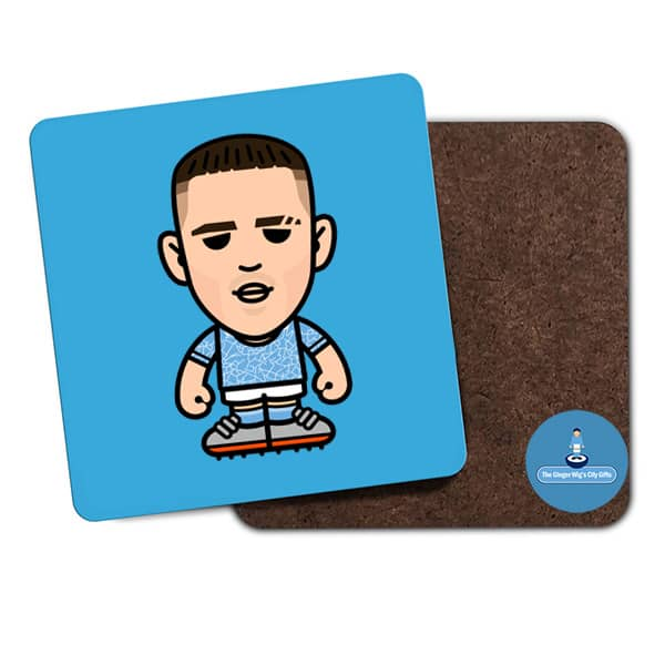 Phil Foden Coaster
