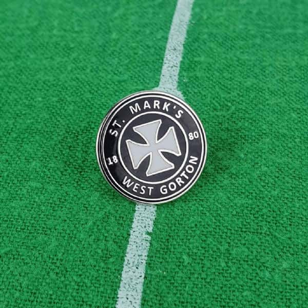 St Marks Pin Badge