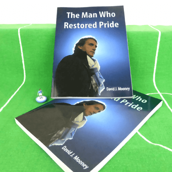 The Man Who Restored Pride by David Mooney