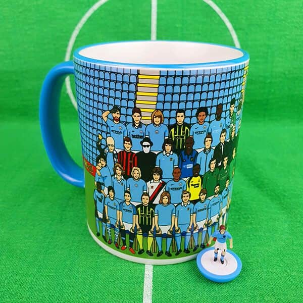 Ultimate City Team Mug