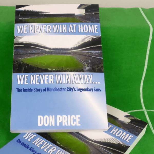 We Never Win At Home by Don Price