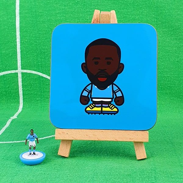 Yaya Toure Coaster