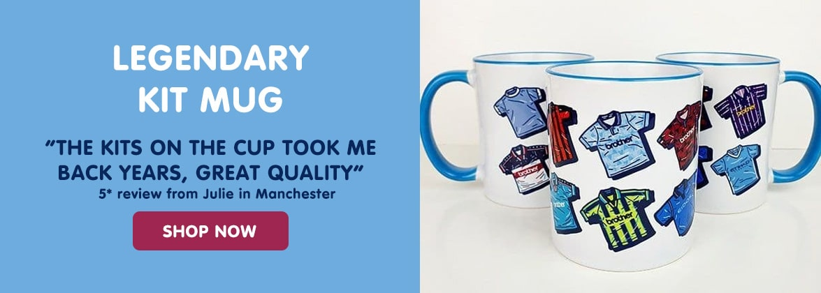 Manchester City mugs | Manchester City gift ideas