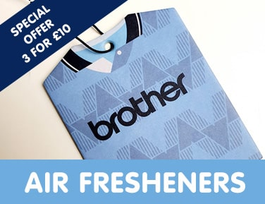 Manchester City air freshener - special offer