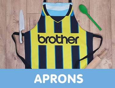 Manchester City aprons
