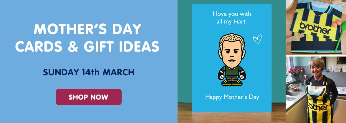 Manchester City Mother''s Day cards and gift ideas