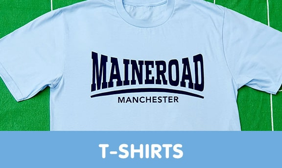 Manchester City t-shirts